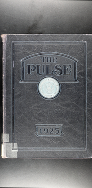 Central Wesleyan College - Pulse Yearbook (Warrenton, MO) online yearbook collection, 1925 Edition, Page 1