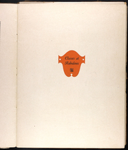 Page 13, 1925 Edition, Robidoux Polytechnic High School - Tech Yearbook (St Joseph, MO) online yearbook collection