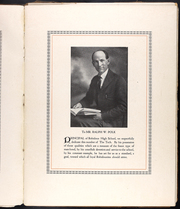 Page 7, 1925 Edition, Robidoux Polytechnic High School - Tech Yearbook (St Joseph, MO) online yearbook collection