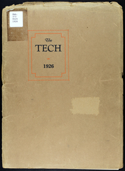 1926 Edition, Robidoux Polytechnic High School - Tech Yearbook (St Joseph, MO)