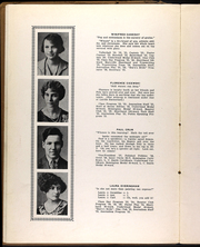 Page 14, 1926 Edition, Robidoux Polytechnic High School - Tech Yearbook (St Joseph, MO) online yearbook collection