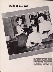 Page 12, 1953 Edition, Avila University - Anthem Yearbook (Kansas City, MO) online yearbook collection