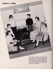 Page 14, 1953 Edition, Avila University - Anthem Yearbook (Kansas City, MO) online yearbook collection