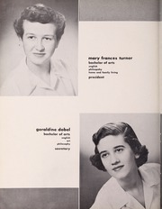 Page 16, 1953 Edition, Avila University - Anthem Yearbook (Kansas City, MO) online yearbook collection