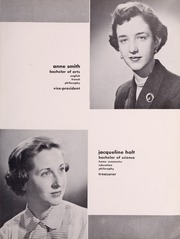 Page 17, 1953 Edition, Avila University - Anthem Yearbook (Kansas City, MO) online yearbook collection