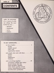 Page 8, 1953 Edition, Avila University - Anthem Yearbook (Kansas City, MO) online yearbook collection