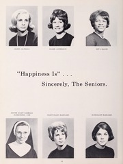 Page 8, 1966 Edition, Avila University - Anthem Yearbook (Kansas City, MO) online yearbook collection