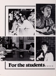 Page 6, 1980 Edition, Avila University - Anthem Yearbook (Kansas City, MO) online yearbook collection