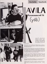 Page 11, 1987 Edition, Avila University - Anthem Yearbook (Kansas City, MO) online yearbook collection