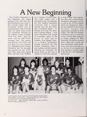 Page 14, 1987 Edition, Avila University - Anthem Yearbook (Kansas City, MO) online yearbook collection