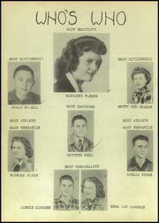 Page 12, 1948 Edition, Hornersville High School - Bootheel Yearbook (Hornersville, MO) online yearbook collection