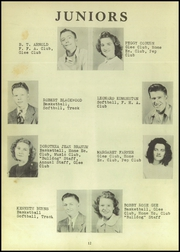 Page 16, 1948 Edition, Hornersville High School - Bootheel Yearbook (Hornersville, MO) online yearbook collection