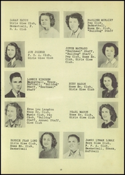 Page 17, 1948 Edition, Hornersville High School - Bootheel Yearbook (Hornersville, MO) online yearbook collection