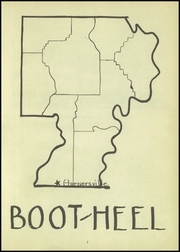 Page 5, 1948 Edition, Hornersville High School - Bootheel Yearbook (Hornersville, MO) online yearbook collection