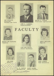 Page 9, 1948 Edition, Hornersville High School - Bootheel Yearbook (Hornersville, MO) online yearbook collection
