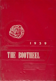 Page 1, 1959 Edition, Hornersville High School - Bootheel Yearbook (Hornersville, MO) online yearbook collection