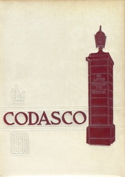 1956 Edition, St Louis Country Day School - Codasco Yearbook (St Louis, MO)