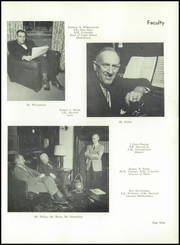 Page 13, 1956 Edition, St Louis Country Day School - Codasco Yearbook (St Louis, MO) online yearbook collection