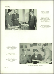 Page 14, 1956 Edition, St Louis Country Day School - Codasco Yearbook (St Louis, MO) online yearbook collection