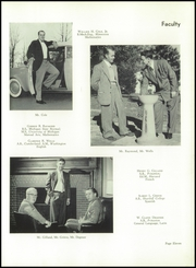 Page 15, 1956 Edition, St Louis Country Day School - Codasco Yearbook (St Louis, MO) online yearbook collection