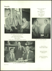 Page 16, 1956 Edition, St Louis Country Day School - Codasco Yearbook (St Louis, MO) online yearbook collection