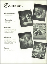 Page 9, 1956 Edition, St Louis Country Day School - Codasco Yearbook (St Louis, MO) online yearbook collection