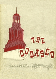 1958 Edition, St Louis Country Day School - Codasco Yearbook (St Louis, MO)