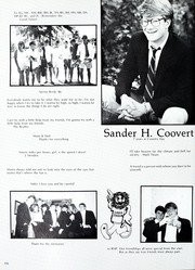 Page 114, 1986 Edition, St Louis Country Day School - Codasco Yearbook (St Louis, MO) online yearbook collection