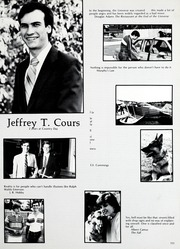Page 115, 1986 Edition, St Louis Country Day School - Codasco Yearbook (St Louis, MO) online yearbook collection