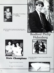 Page 126, 1986 Edition, St Louis Country Day School - Codasco Yearbook (St Louis, MO) online yearbook collection