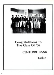 Page 234, 1986 Edition, St Louis Country Day School - Codasco Yearbook (St Louis, MO) online yearbook collection