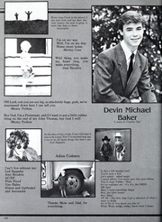 Page 134, 1987 Edition, St Louis Country Day School - Codasco Yearbook (St Louis, MO) online yearbook collection