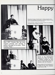 Page 10, 1988 Edition, St Louis Country Day School - Codasco Yearbook (St Louis, MO) online yearbook collection
