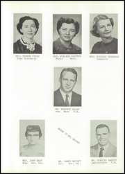 Page 13, 1957 Edition, Maitland High School - Chieftain Yearbook (Maitland, MO) online yearbook collection