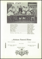 Page 7, 1957 Edition, Maitland High School - Chieftain Yearbook (Maitland, MO) online yearbook collection