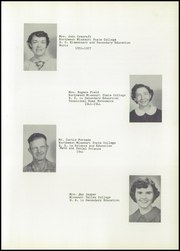 Page 13, 1959 Edition, Maitland High School - Chieftain Yearbook (Maitland, MO) online yearbook collection