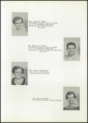 Page 15, 1959 Edition, Maitland High School - Chieftain Yearbook (Maitland, MO) online yearbook collection