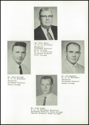 Page 13, 1960 Edition, Maitland High School - Chieftain Yearbook (Maitland, MO) online yearbook collection