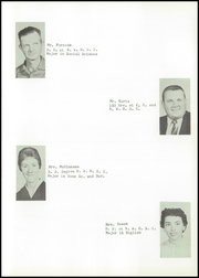 Page 15, 1960 Edition, Maitland High School - Chieftain Yearbook (Maitland, MO) online yearbook collection
