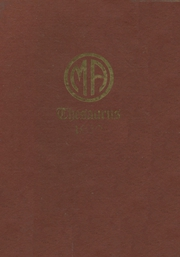 Page 1, 1930 Edition, Mercy Academy - Thesaurus Yearbook (Marshall, MO) online yearbook collection
