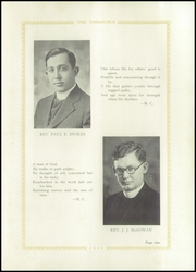 Page 13, 1930 Edition, Mercy Academy - Thesaurus Yearbook (Marshall, MO) online yearbook collection