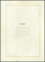 Page 6, 1930 Edition, Mercy Academy - Thesaurus Yearbook (Marshall, MO) online yearbook collection