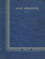 Page 1, 1939 Edition, Milo High School - Memories Yearbook (Milo, MO) online yearbook collection