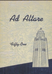 1951 Edition, St Louis Preparatory Seminary - Ad Altare Yearbook (St Louis, MO)