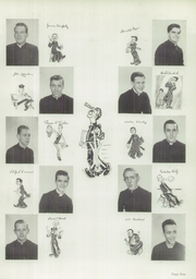 Page 7, 1951 Edition, St Louis Preparatory Seminary - Ad Altare Yearbook (St Louis, MO) online yearbook collection