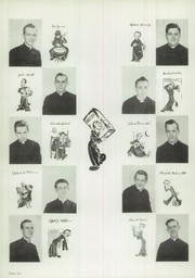 Page 8, 1951 Edition, St Louis Preparatory Seminary - Ad Altare Yearbook (St Louis, MO) online yearbook collection