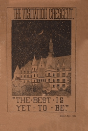 Page 1, 1921 Edition, Academy of the Visitation - Crescent Yearbook (St Louis, MO) online yearbook collection