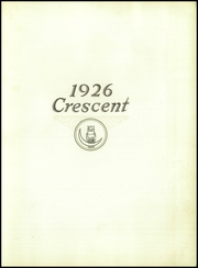 Page 7, 1926 Edition, Academy of the Visitation - Crescent Yearbook (St Louis, MO) online yearbook collection