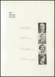 Page 13, 1936 Edition, Academy of the Visitation - Crescent Yearbook (St Louis, MO) online yearbook collection