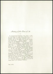 Page 16, 1936 Edition, Academy of the Visitation - Crescent Yearbook (St Louis, MO) online yearbook collection